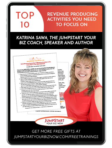 Jumpstart Your Biz Kit