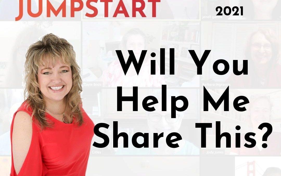 Jumpstart Your Biz Workshop for Entrepreneurs